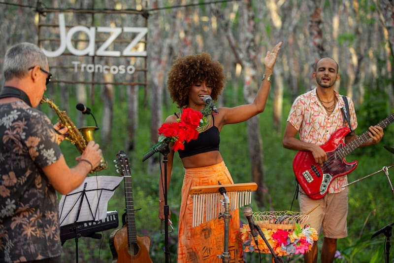 Dajuda Jazz e Nari Farias