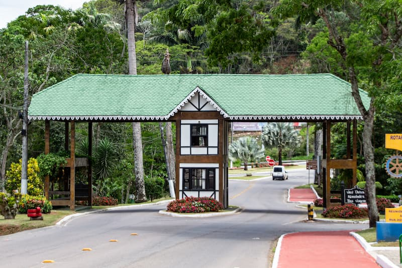 Portal da Cidade de Domingos Martins