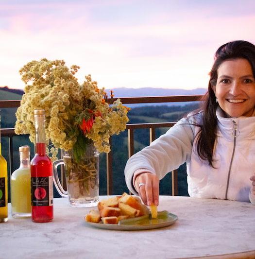 Fazenda Pica-Pau: Degustação de Azeite em Monte Verde