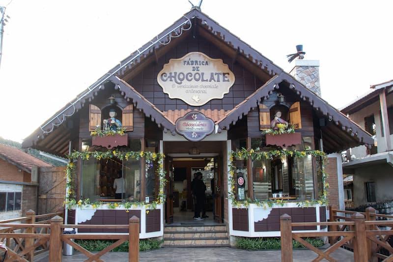 Fabrica de Chocolates Monte Verde