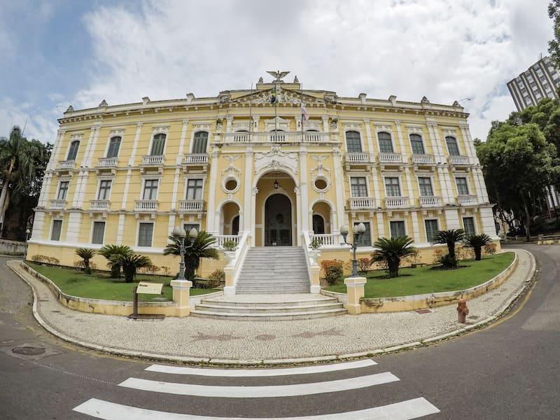 Palácio Anchieta em Vitória, ES