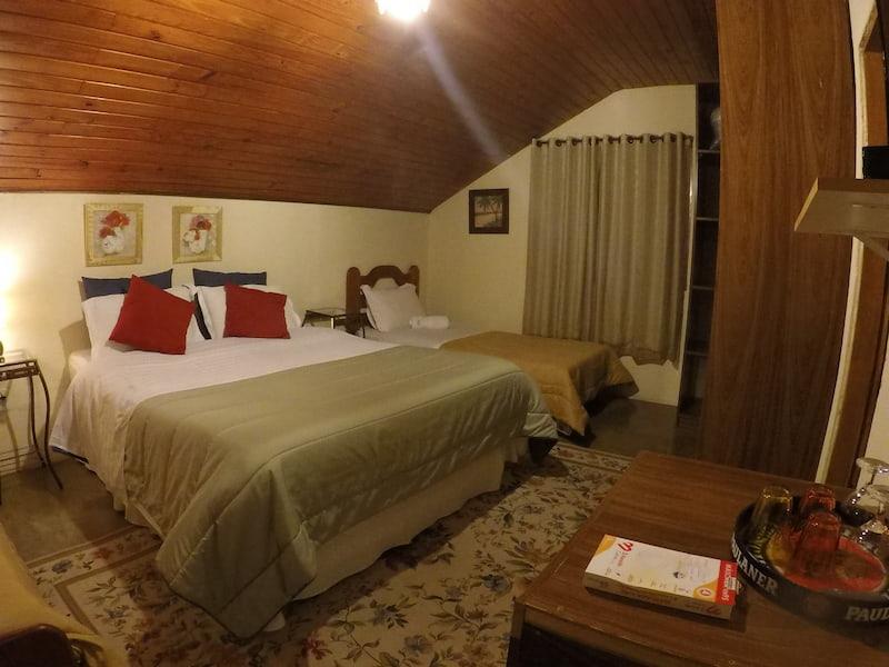 cheap hotel in Monte Verde, Brazil