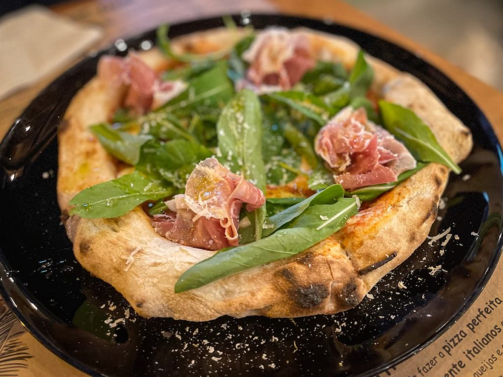 Pizzaria Vero - Pizza Napolitana